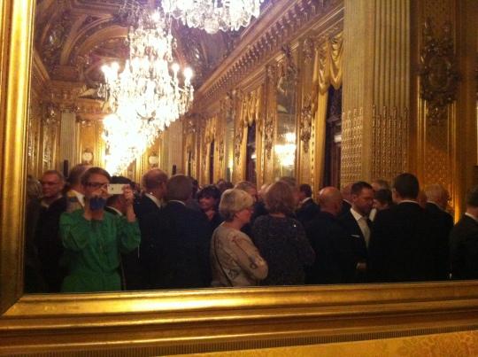 Mingel på operan